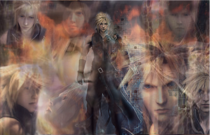 Cloud montage by Ly-riane