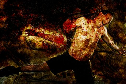 Fith Bolgia...torn... by DarkStory