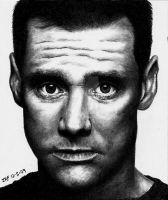 Jim Carrey - serious? by Doctor-Pencil