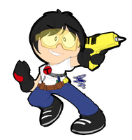 .:Toolshed Sticker:. by MimiGuerrero