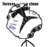 forever a clone by wesker991