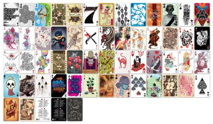 BRC Deck - All cards by pete-aeiko
