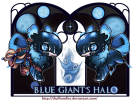 Blue Giant's Halo(OTA) closed by Thalliumfire