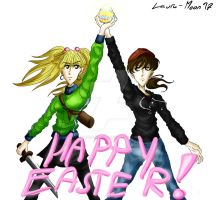 Happy Easter! by Laura-Moon97