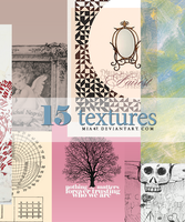 TEXTURE PACK 1 by mia47