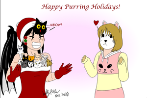 28 Meow Meow Meow!  Gift for pastelxmeow by SailorEnergy