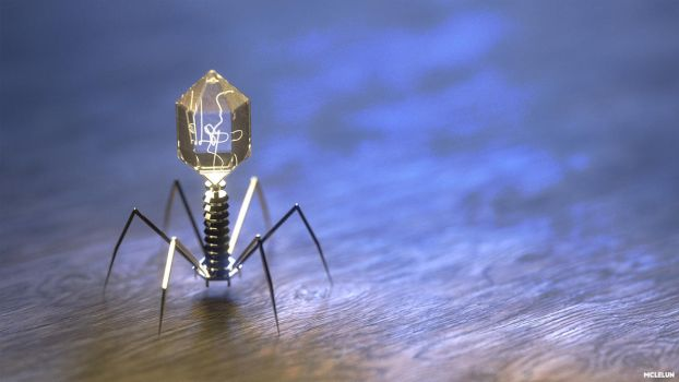 Phage by mclelun
