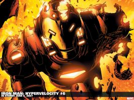 IRON MAN: Hypervelocity by DaneRot