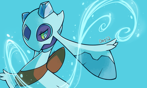 POKEDEXY DAY 12: POWDER SNOW by Nyankyuu