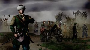 The  Janissaries by caastel