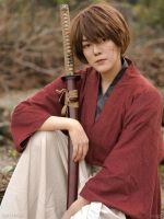 Rurouni Kenshin (live action movie ver.) by behindinfinity