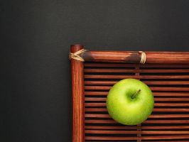 Apple by MarkScheider