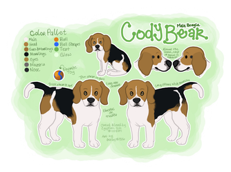 Beagle Contest Entry by steelx10deal