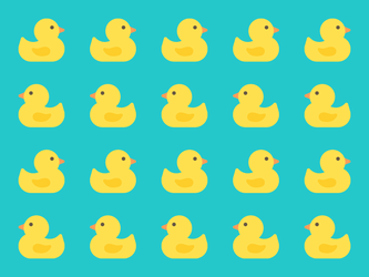 Rubber Ducks by apparate
