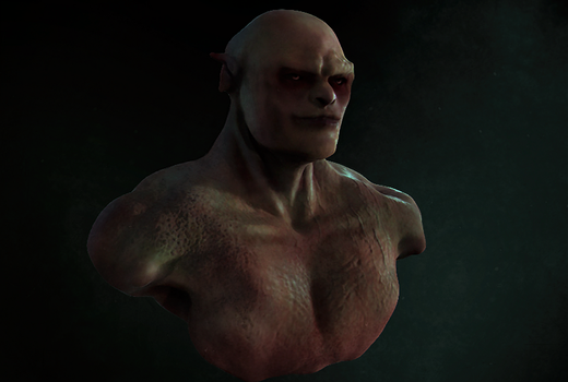 Orc Model by sulakaurisandro