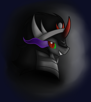 King Sombra by Puripallo