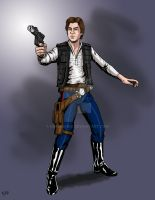 Han Solo by darlinginc
