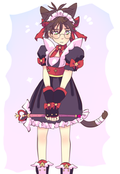 Magical Boy by muffin-mixer
