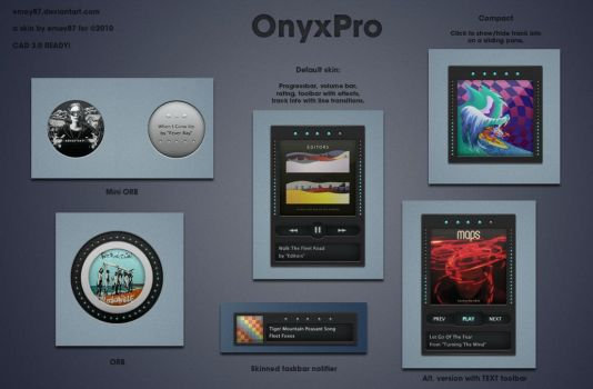 Onyx PRO for CAD by emey87