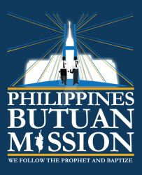 Philippines Butuan Mission Logo by liagiannjezreel