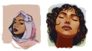 Pinterest Studies by remnant-of-the-moon