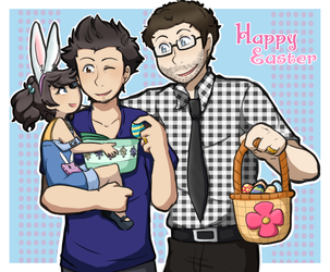 Achievement Unlocked: Happy Easter! by aidmoon