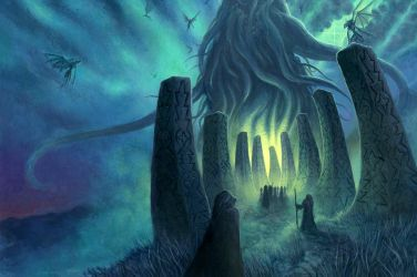 Hastur the Unspeakable by nightserpent