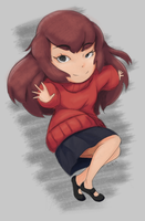Comfy Sweater by rubixkyoob2
