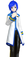 Project Diva Arcade Future Tone Default Kaito by WeFede