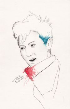 Chanyeol   Exo by DiSsSa