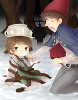 i beat the beast, wirt by Ika-Hime