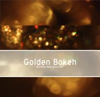 Golden Bokeh by TehAngelsCry