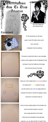 how to draw Sebastian by Butterfly-Hime