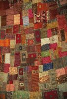 Colourful Turkish Quilt by SolStock