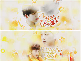 [Crush on you] :: JAEHWAN - GUANLIN :: by Amaya-Ito-Kites