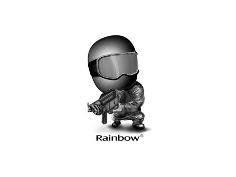 Rainbow Six by fred-here