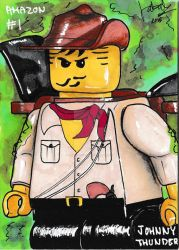 Johnny Thunder by Martinsito15