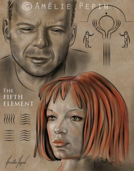 The Fifth Element by TheTruthLiesWithin