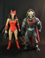 MOTUC custom Catra 5 by masterenglish