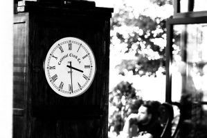 What is Time by magneticlab
