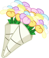 Discord's Bouquet by Jeatz-Axl