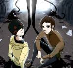 Marble Hornets: a day off by Alloween