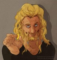Fili and the ring by mstrychowska