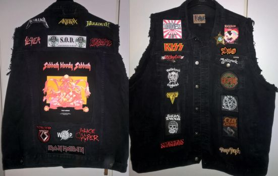 Battle Jacket by TheLobes