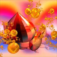 A look into the kaleidoscope by GLO-HE