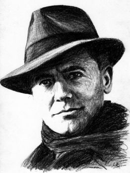 Jean Moulin by delph-ambi