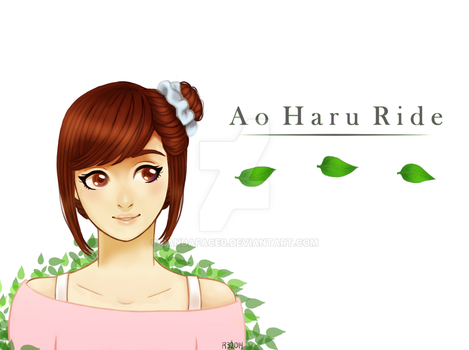 Ao Haru Ride - Request by Pandaface0