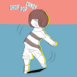 Frisk Drop Pop Candy by Linked-Memories