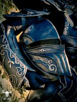 Skyrim Ebony Armor - cosplay photo No. 7 by Folkenstal