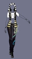 (closed) Auction Adopt - Outfit 613 by CherrysDesigns